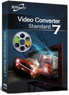 Xilisoft Video Convertidor 7 Standard