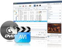 DVD to AVI Converter for Mac