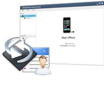 sincornizar iphone contactos con PC