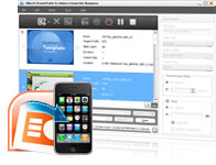 PowerPoint to iPhone Converter