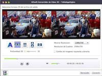 3D Video Convertidor Mac